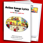 Action songs PDF lyrics ebook
