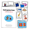 PLAYING CARDS to learn English + e-book with game instructions