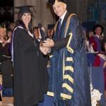 Naomi Simmons Honorary Masters